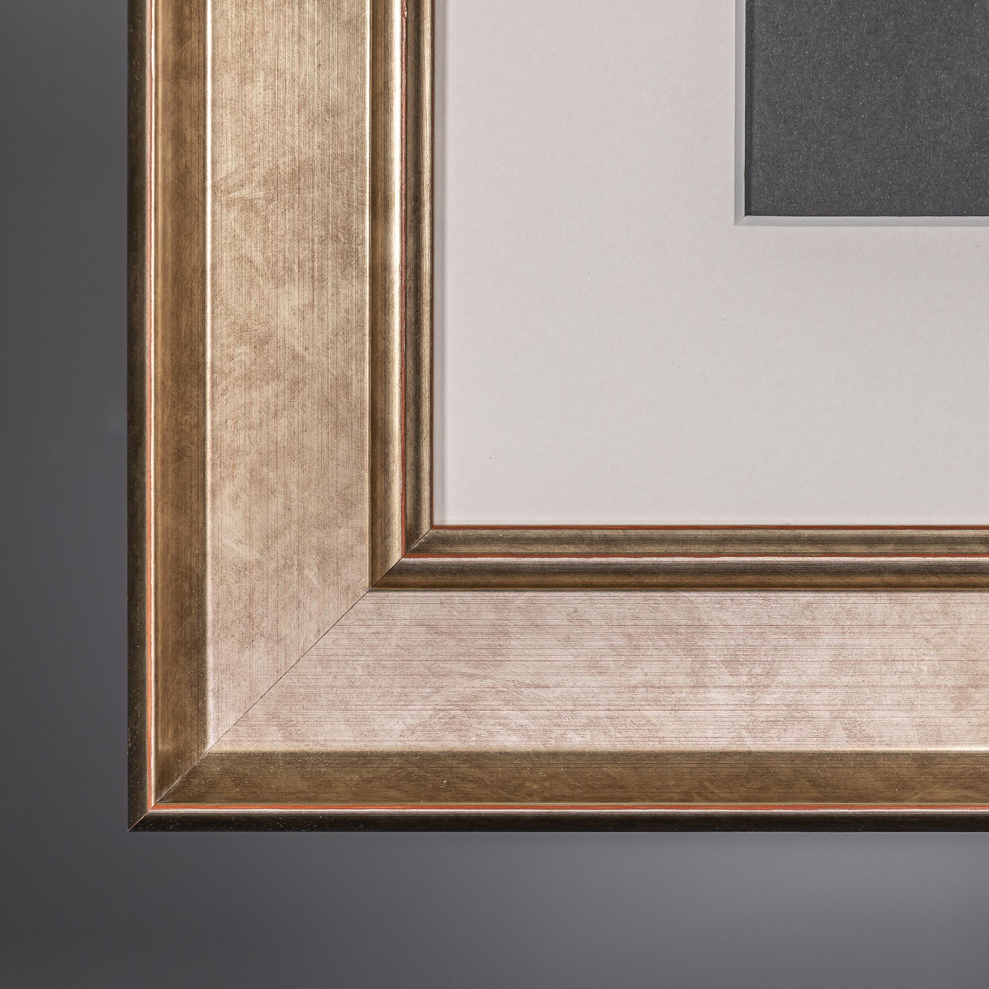 Paul Kenton / 365: Framed Print - Champagne Frame Moulding